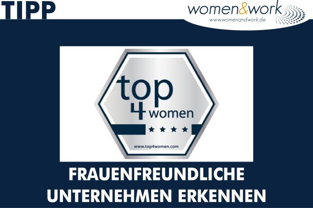 Frauenfreundliche Unternehmen